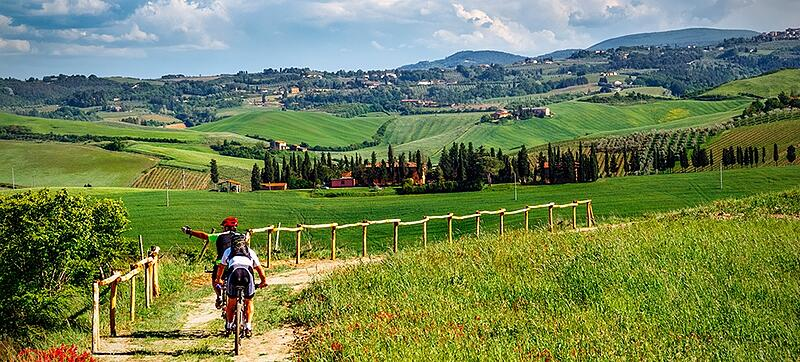 Tuscany Bike Ride